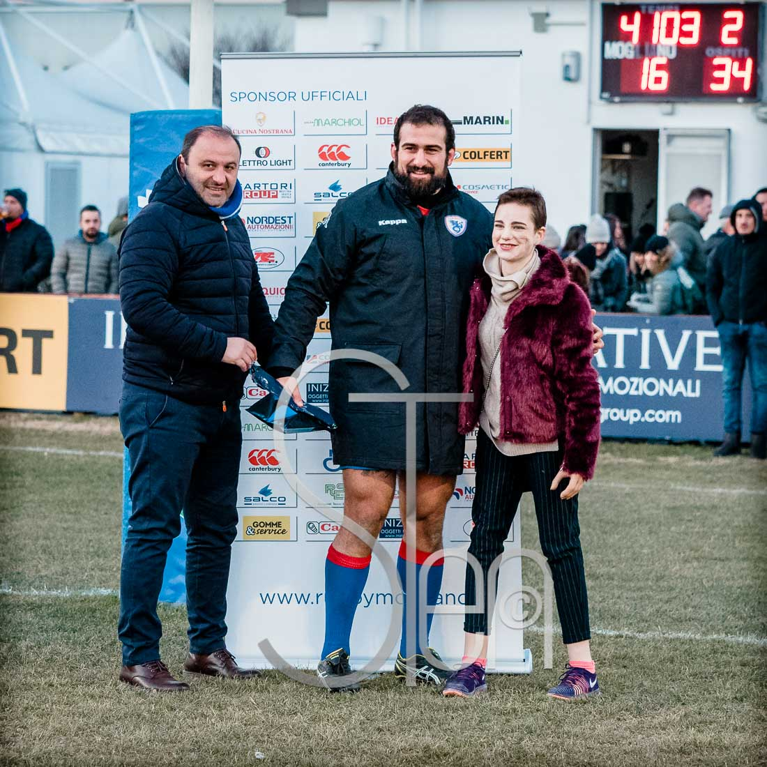 RUGBY MOGLIANO ROVIGO FOLLOWING DAY