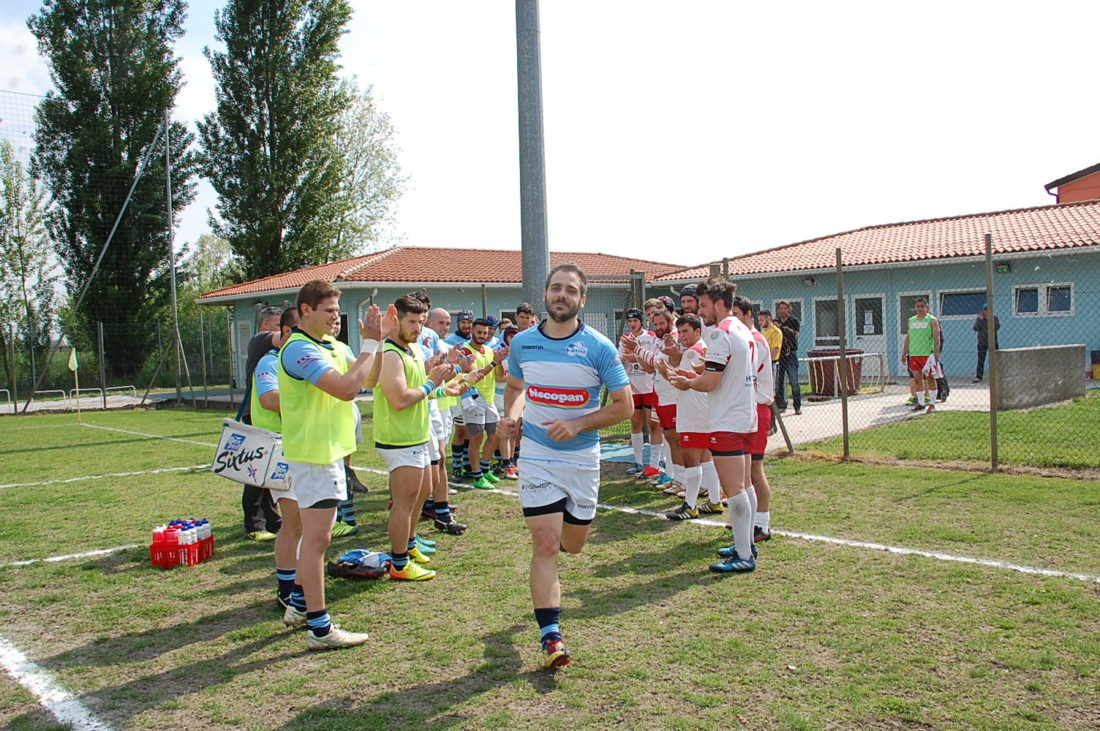 RUGBY BADIA VICENZA COMMENTI POSTPARTITA
