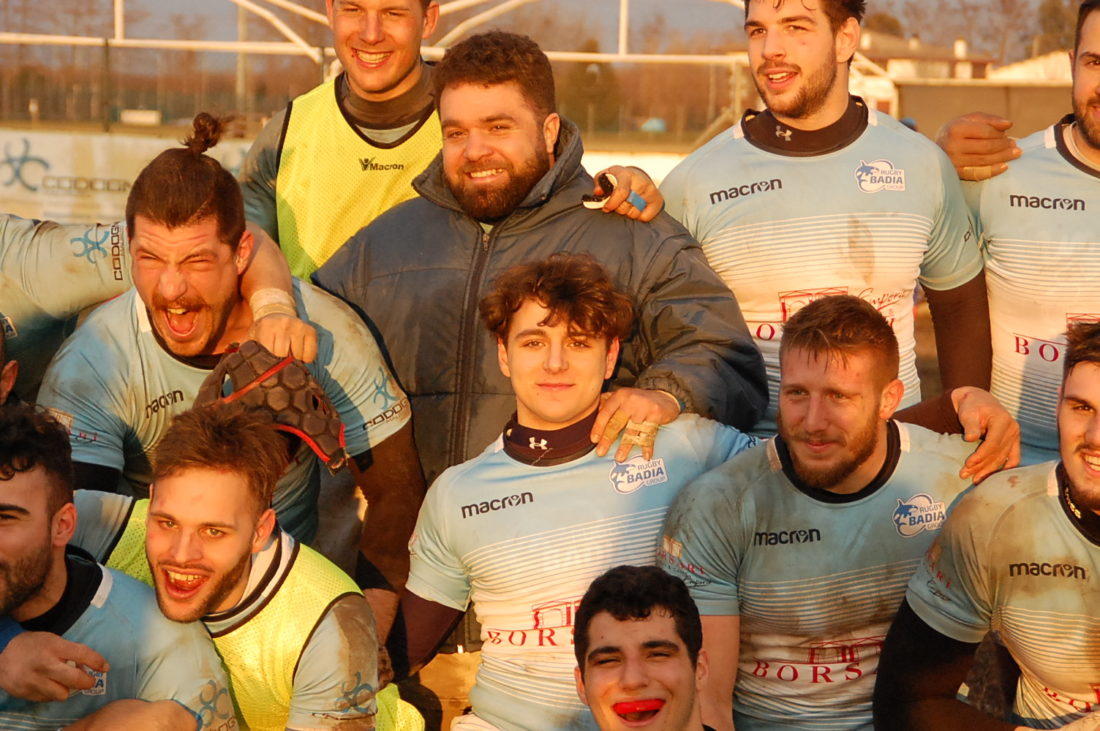 Commento Rugby Badia Tarvisium 2018 2019